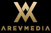 Arev Media Logo
